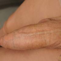 Busty shemale Mariana Cordoba flashing big tranny tits outdoors