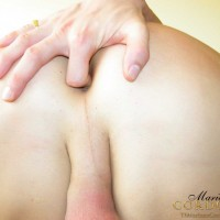 Wicked TS Mariana Cordoba fingering her backside