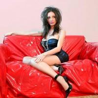 SHEMALE Mariana Cordoba has an amazing tranny-cock